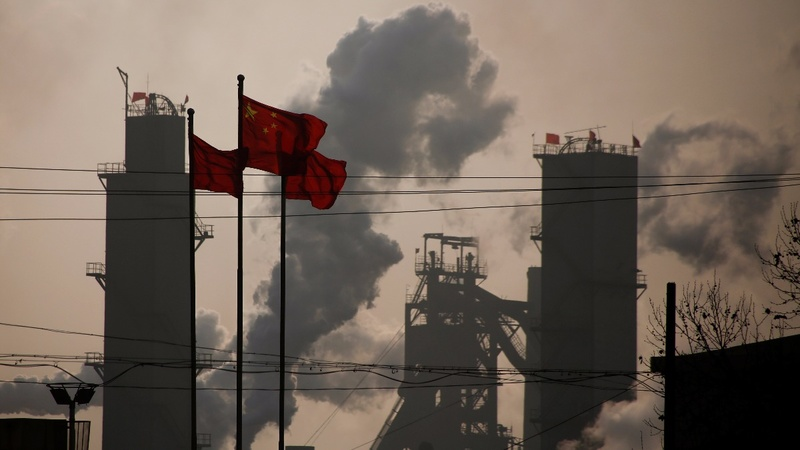 China's steel heartland struggles to tackle pollution
