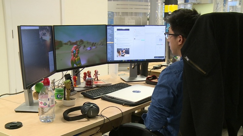 Improbable makes UK tech boost virtual reality