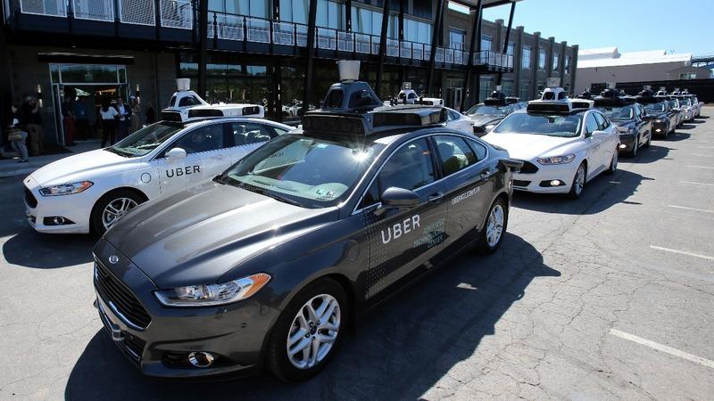 Uber may face criminal probe as it battles Google