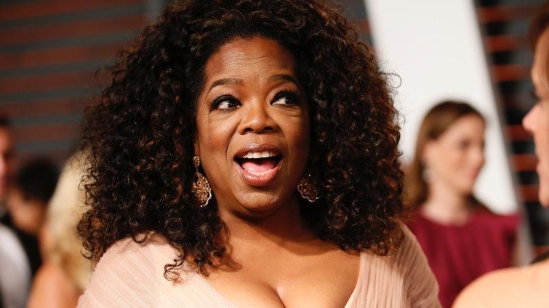 VERBATIM: Oprah urges 'life of substance' over shoes