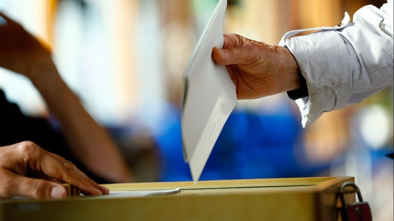 Votes cast in North Rhine Westphalia elections