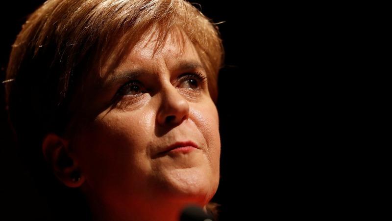 VERBATIM: Sturgeon talks Brexit