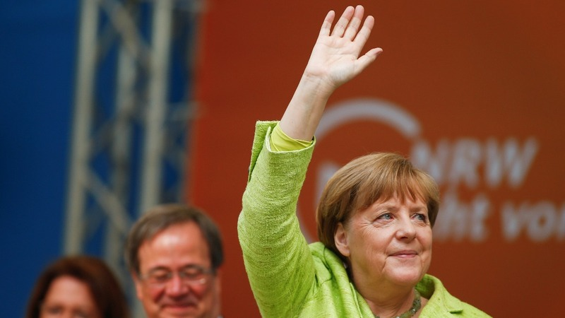 Local vote shows Merkel on track to retain power