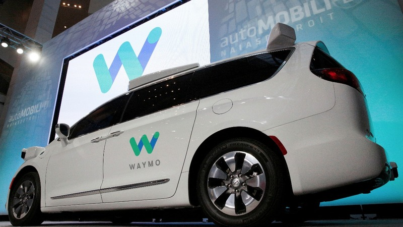 Lyft and Google's Waymo partner for self-driving cars