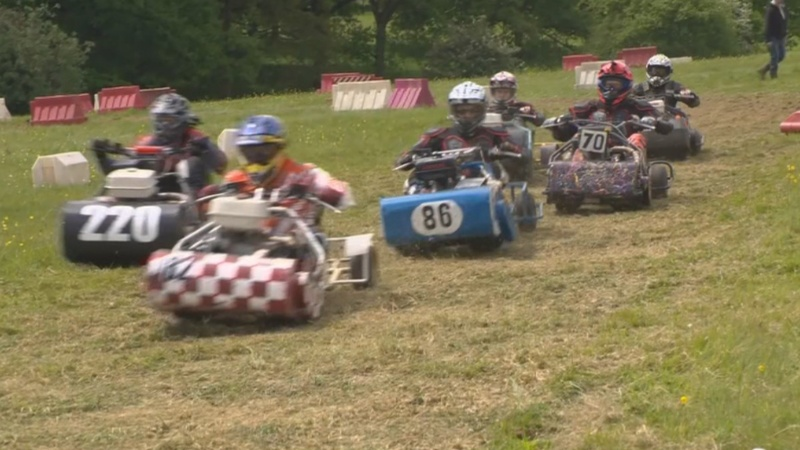 INSIGHT: Start of UK lawnmower racing season