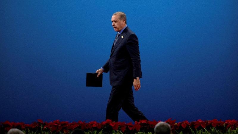 Kurdish issue strains Trump-Erdogan talks