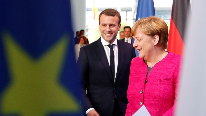Merkel and Macron: Rekindling the EU flame