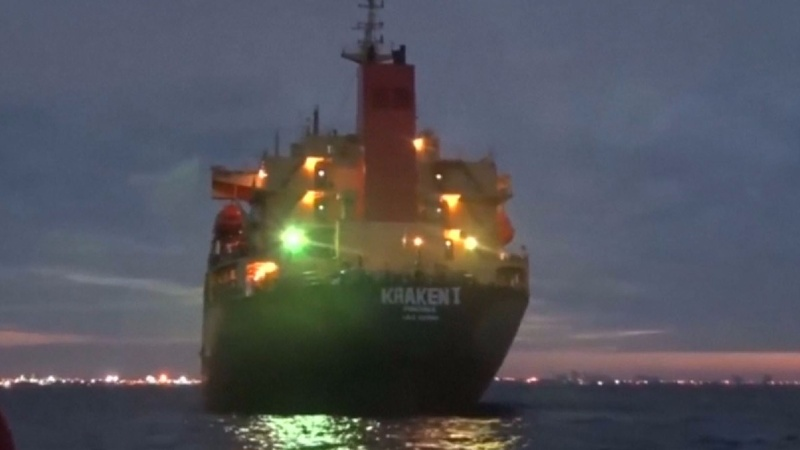 Ecuador seizes huge cocaine haul headed to Spain