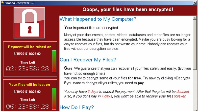 Experts see North Korea link in ransomware attack
