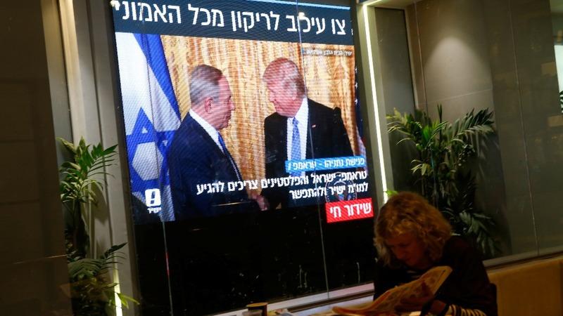 Jerusalem holy site in focus before planned Trump visit