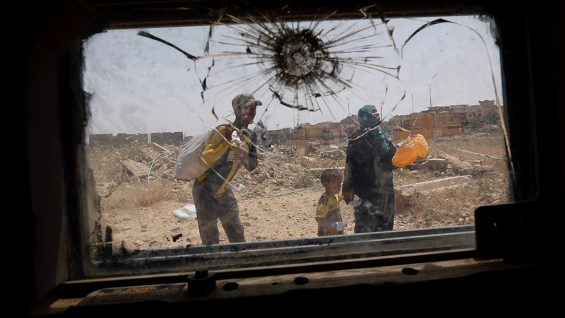 Mosul is nearly won, says Iraq
