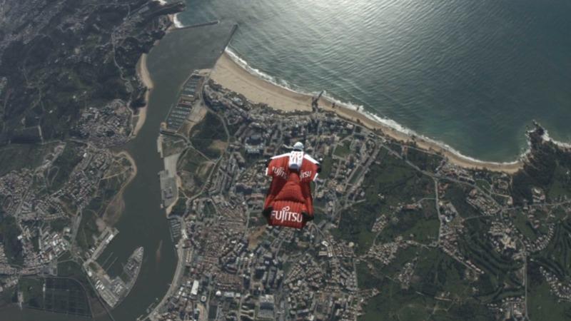 VERBATIM: Wingsuit man attempts records