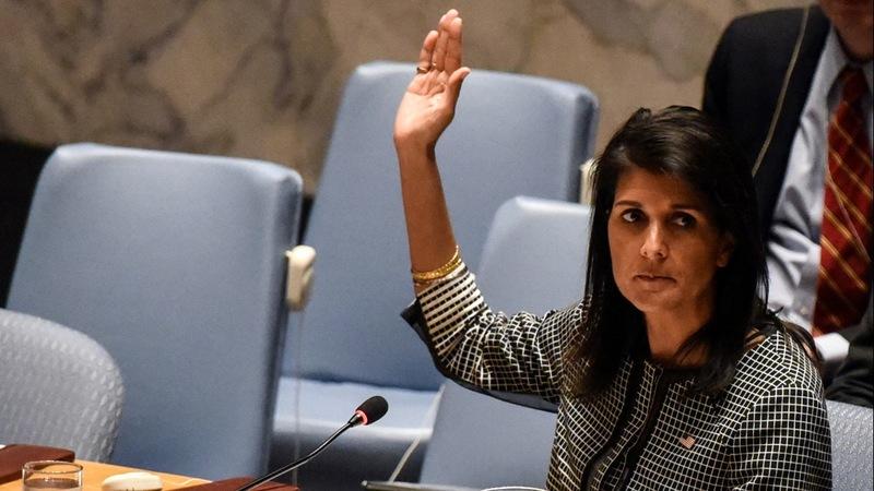 VERBATIM: Nations aiding North Korea may face sanctions