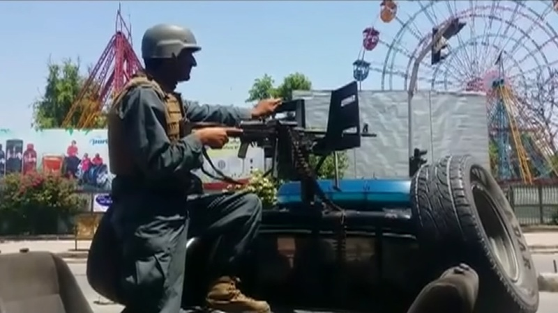 Gunmen attack state TV station in Afghanistan