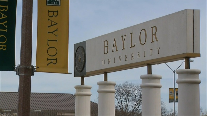 Ex-Baylor student sues school over alleged football gang rape