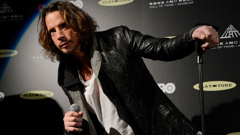 Soundgarden frontman Chris Cornell dead at 52
