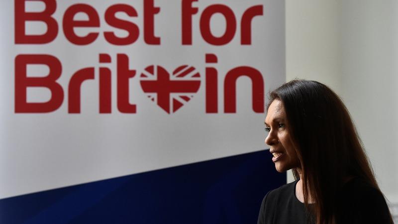 Brexit faultlines shape UK election