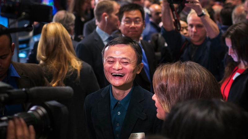 Alibaba revenue soars amid push for global expansion