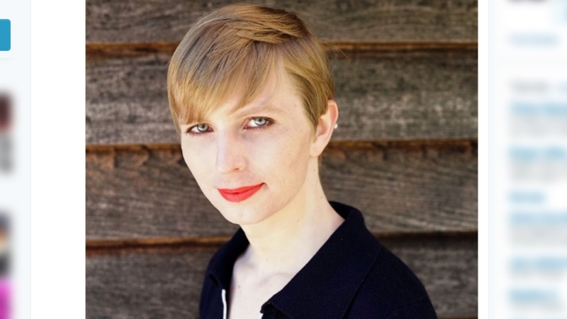 Chelsea Manning a social media star after release