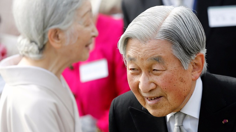 Japan approves a bill to allow emperor to step down