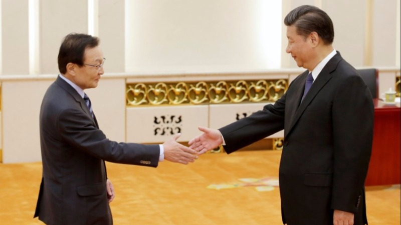 China says it wants South Korea ties back on track