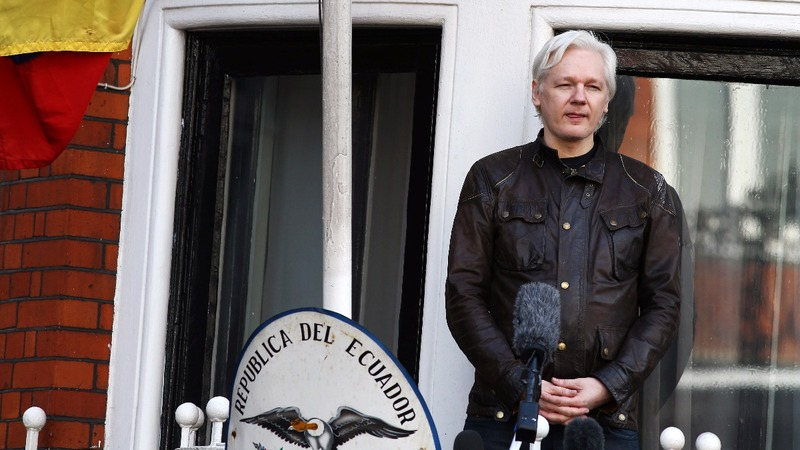 Assange not ready to 'forgive and forget'