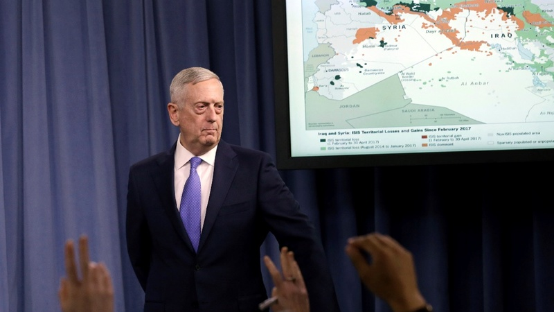 U.S. changes tactics in ISIS fight in Syria, Iraq