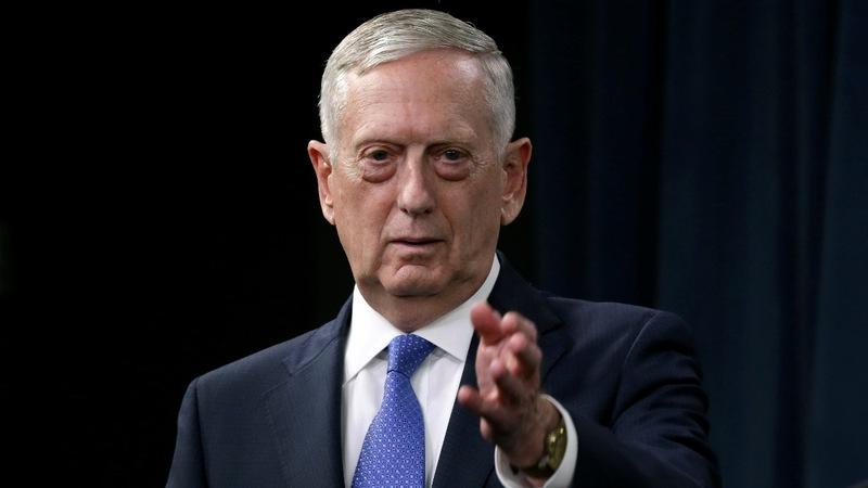 VERBATIM: War with North Korea would be 'tragic'