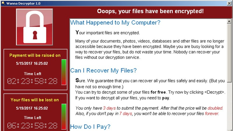 WannaCry attack good business for cyber security firms