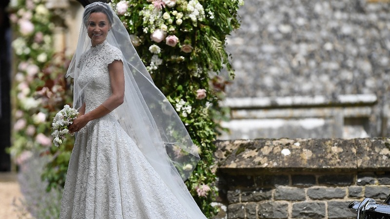 INSIGHT: Pippa Middleton's wedding
