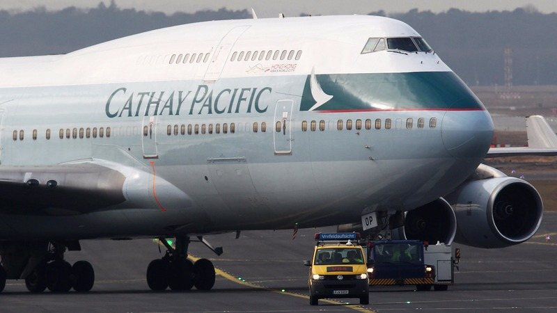 Cathay Pacific makes biggest job cuts in 20 years