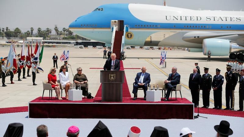 VERBATIM: 'Rare opportunity' for Mideast peace