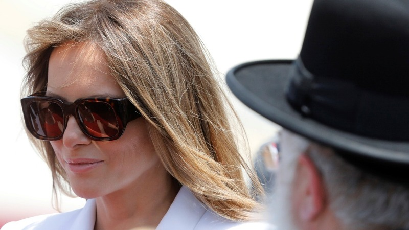 INSIGHT: The Melania 'swat', or is it?