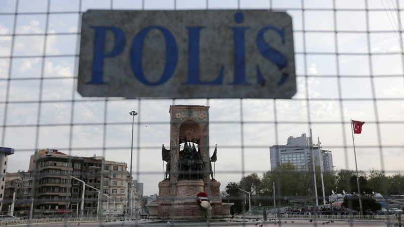 Arrests in Turkey over failed coup