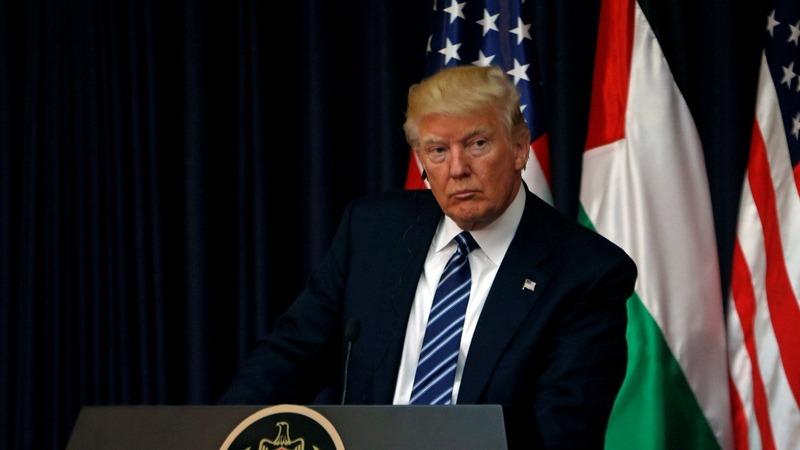 VERBATIM: Manchester bomber was a 'loser' - Trump