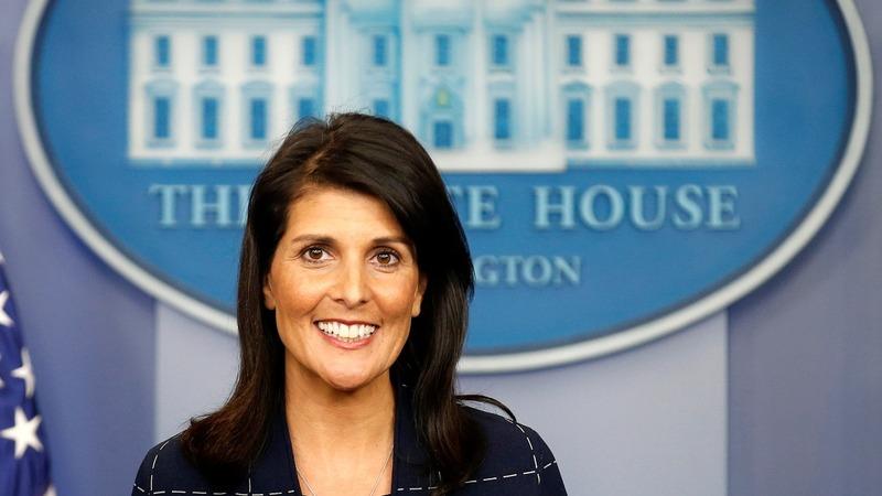VERBATIM: Haley talks Syria during Turkey visit