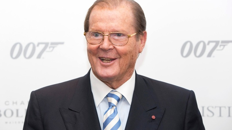 'Bond' star Roger Moore dies at 89