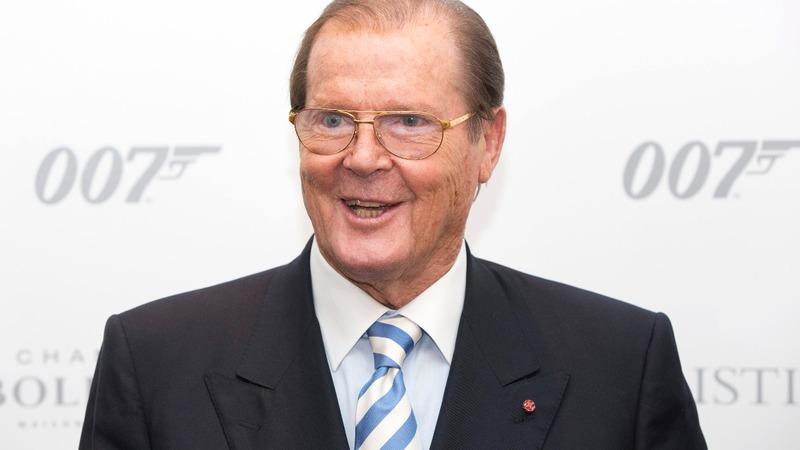 'Bond' star Roger Moore dies at 89