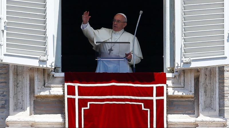 Trump, Pope aim to avoid barbs