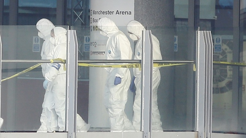 Officials name Manchester bombing suspect