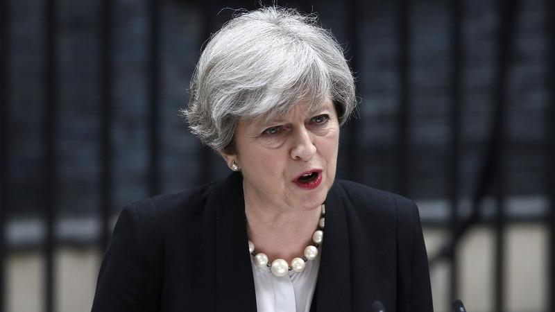 VERBATIM: UK raises terror threat level to 'critical'