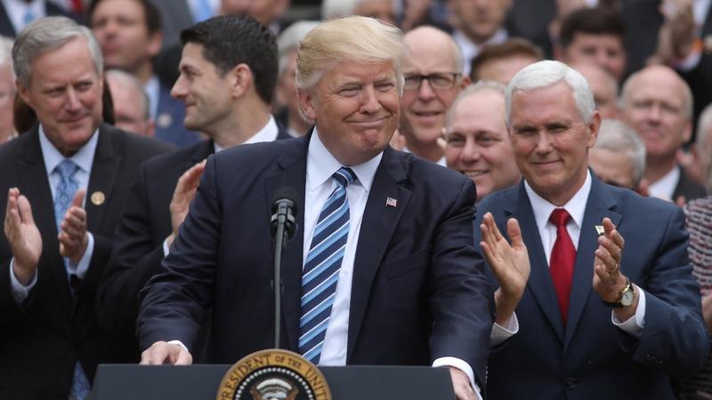 Republicans eye CBO score of House healthcare bill