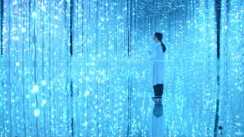 INSIGHT: Beijing dazzled by interactive art from Japan