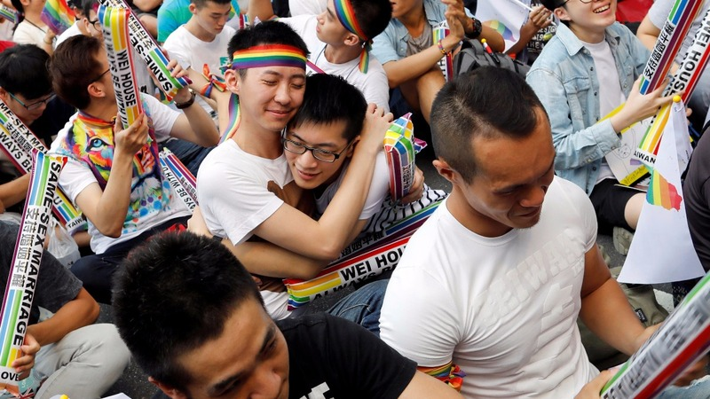 Taiwan rules in favor of gay marriage