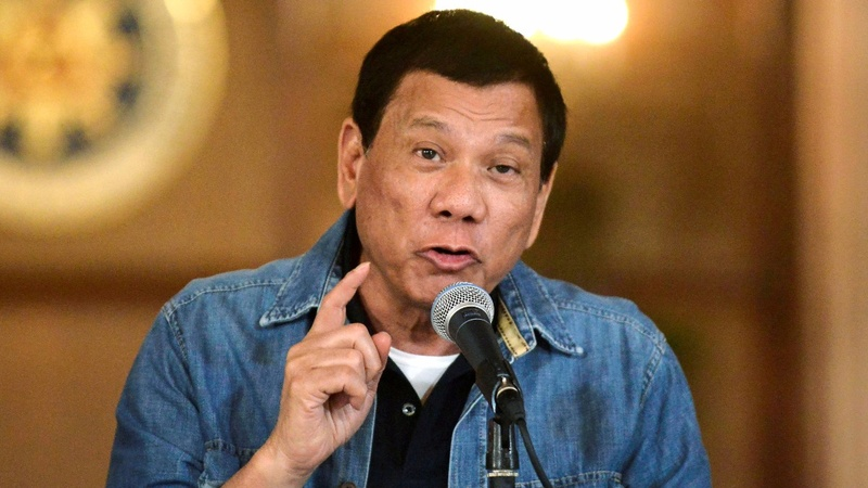 Philippines declares martial law on Mindanao island