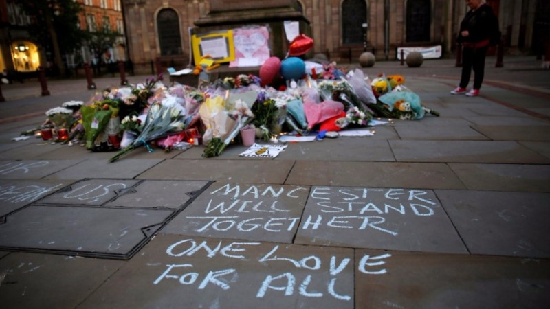 Manchester bomber: no 'lone wolf'