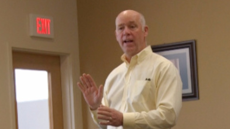 'Body slam' upends Montana race