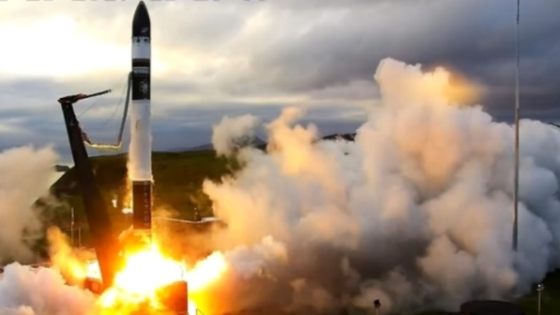 INSIGHT: 3D-printed rocket launches into space