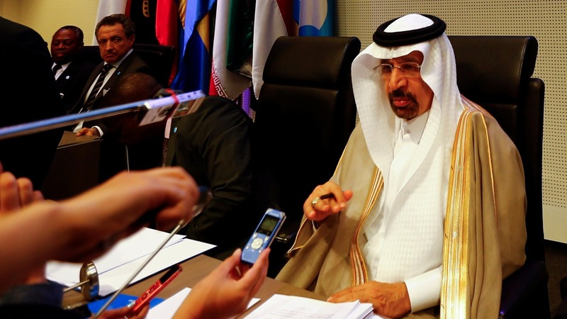 OPEC agrees to slash oil production for 9 months