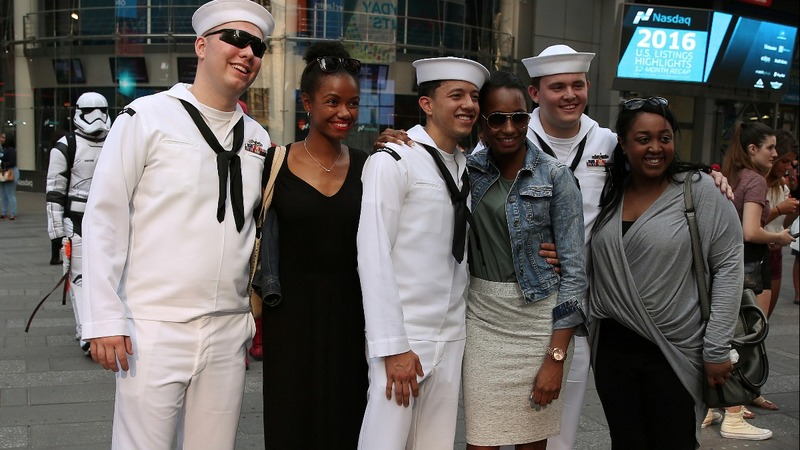 INSIGHT: Fleet week sails into New York City